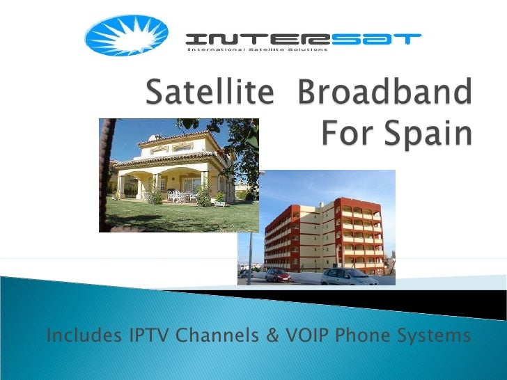Includes IPTV Channels & VOIP Phone Systems