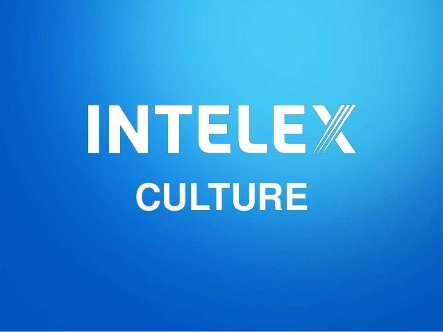 Intelex Corporate Culture