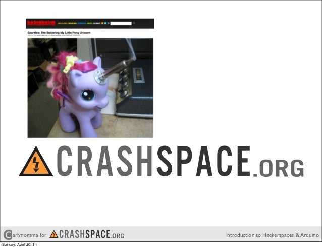carlynorama / LA Makerspace June 4, 2013 / Mattel Maker Dayarlynorama for Introduction to Hackerspaces & Arduino Sunday, A...