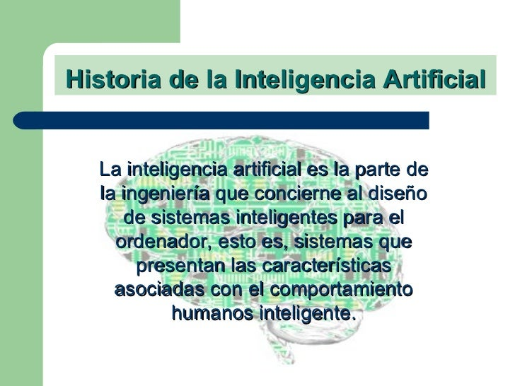 Inteligencia artificial ok