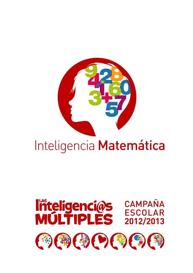 Inteligencia matemática-color