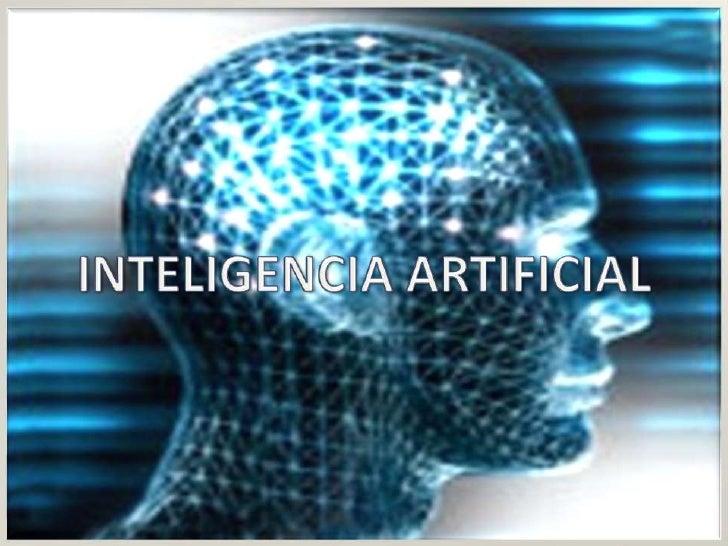 La inteligencia artificial es considerada una rama de la computación y relacionaun fenómeno natural con una analogía artif...