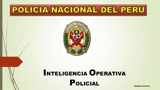 Pnp manual de inteligencia