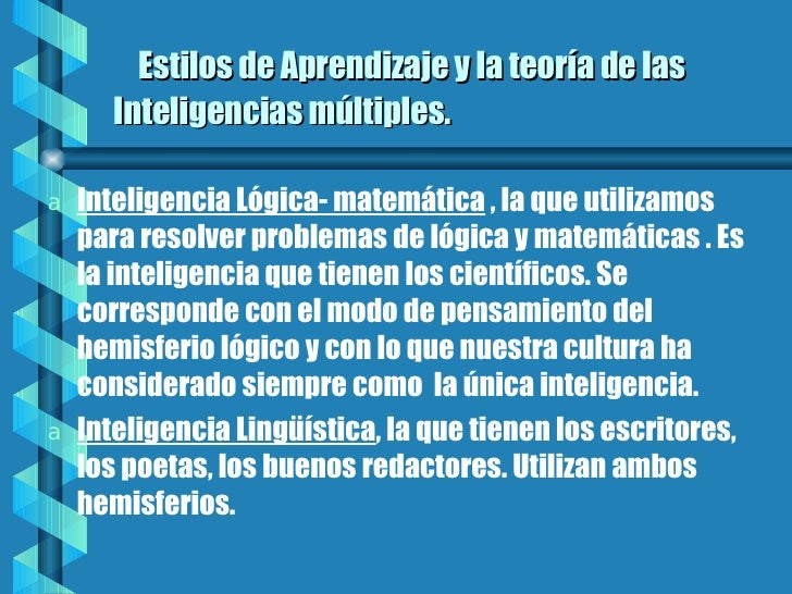 Inteligencias  MúLtiples[1]