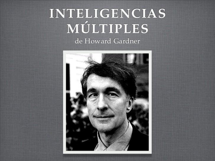 Inteligencias Múltiples - Lingüística