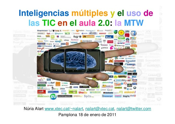 Inteligencias múltiples y tic
