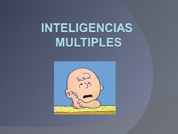 Inteligencias Multiples Slideshare