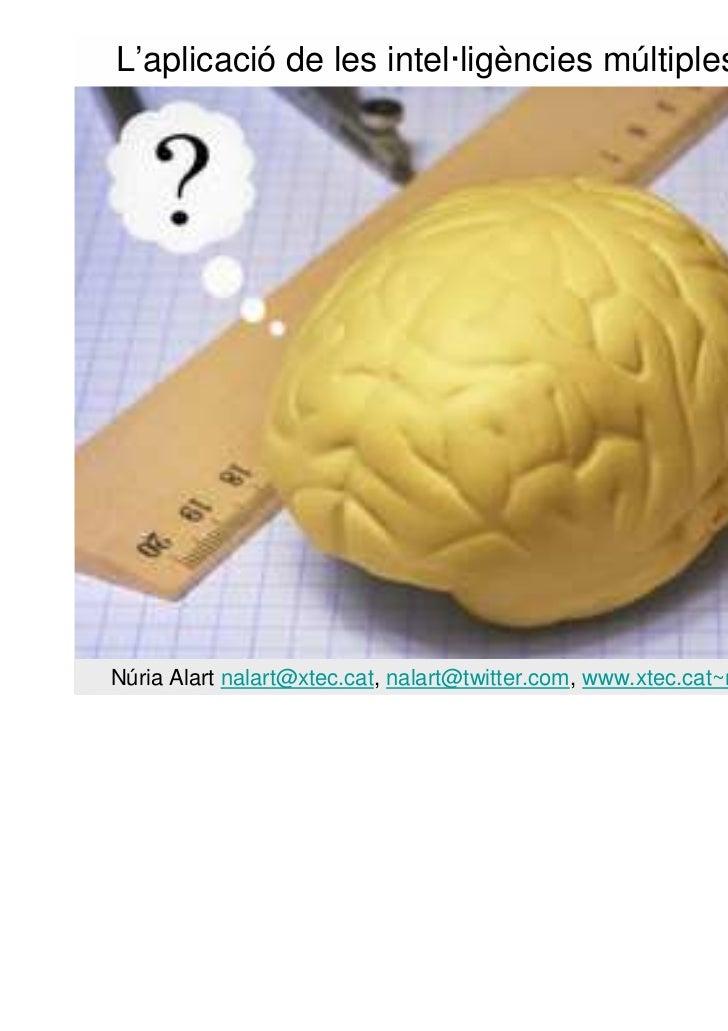 Inteligencies 2012
