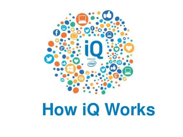 How iQ Works