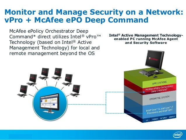 what is intel management and security application local management service