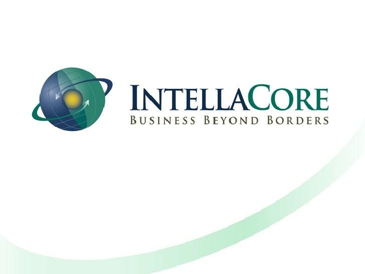 IntellaCore: Business Beyond Borders