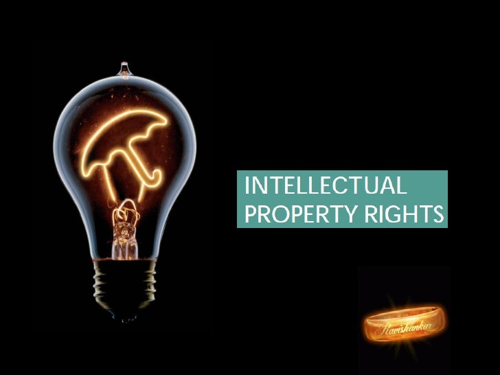 Intellectual property-rights