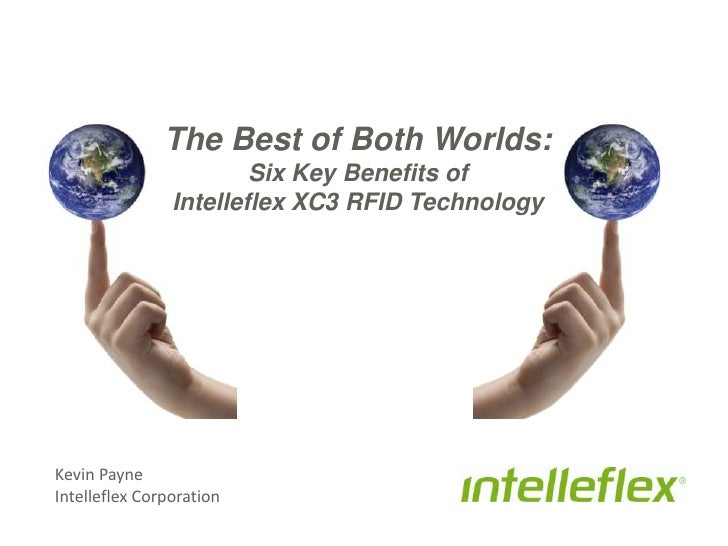 The Best of Both Worlds: <br />Six Key Benefits of <br />Intelleflex XC3 RFID Technology<br />Kevin Payne <br />Intellefle...