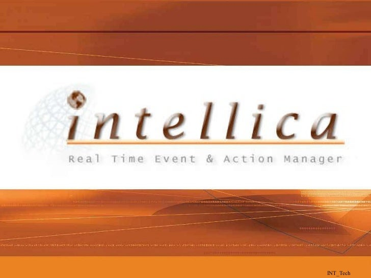 Intellica Event and Action Manager