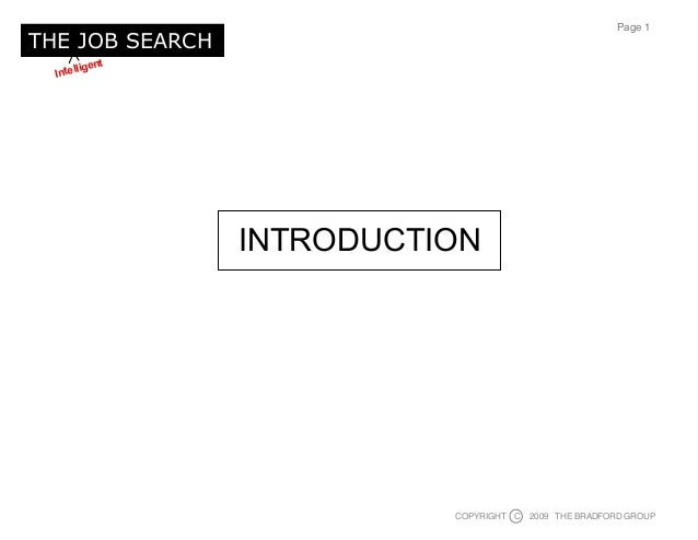 Intelligent Career Search