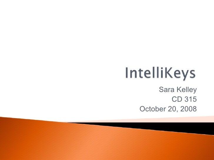 Intelli Keys