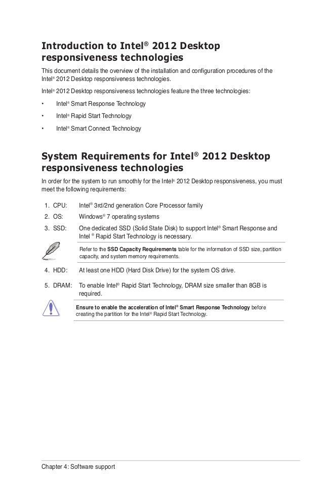 Intel technology manual