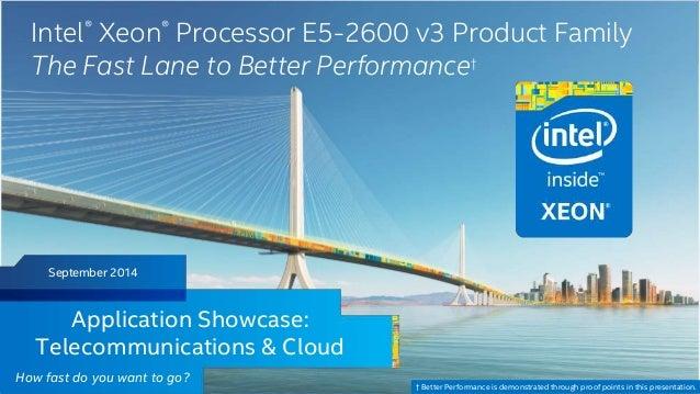 Intel Processors Logo Intel® Xeon® Processor E5-2600