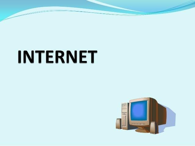 Red informática mundial Sistema de distribución de información. Basado en hipertextos enlazados y accesibles a través  d...