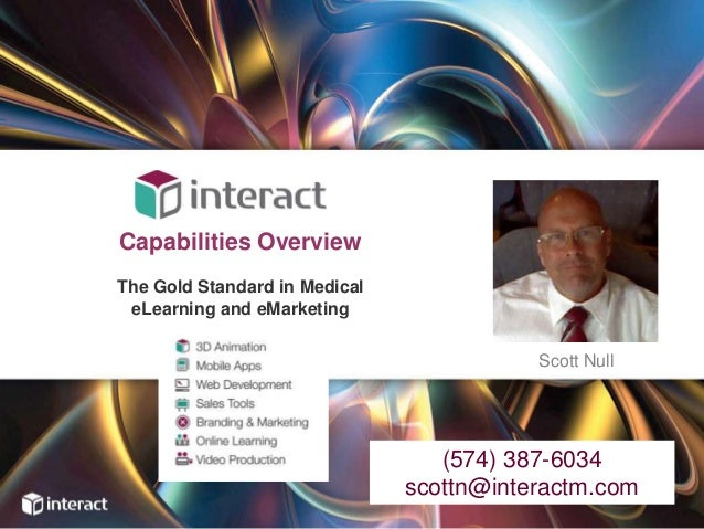 Interact Capabilities Overview
