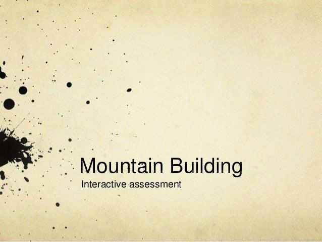 Interactie mountain quiz