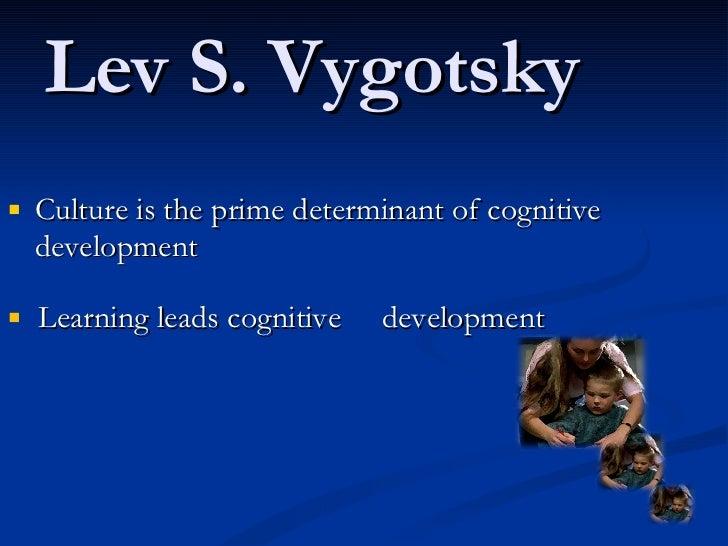 Vygotsky\'s Theory of Cognitive Development