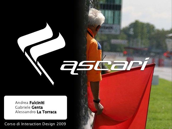 Ascari Project