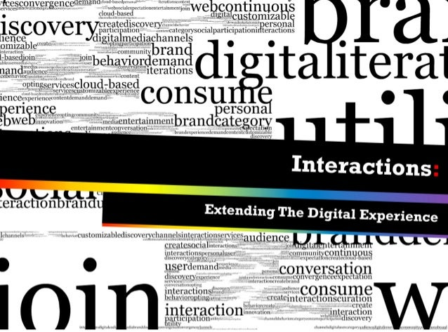 Interactions: Extending The Digital Experience