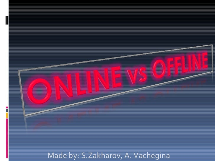 Made by: S.Zakharov, A. Vachegina