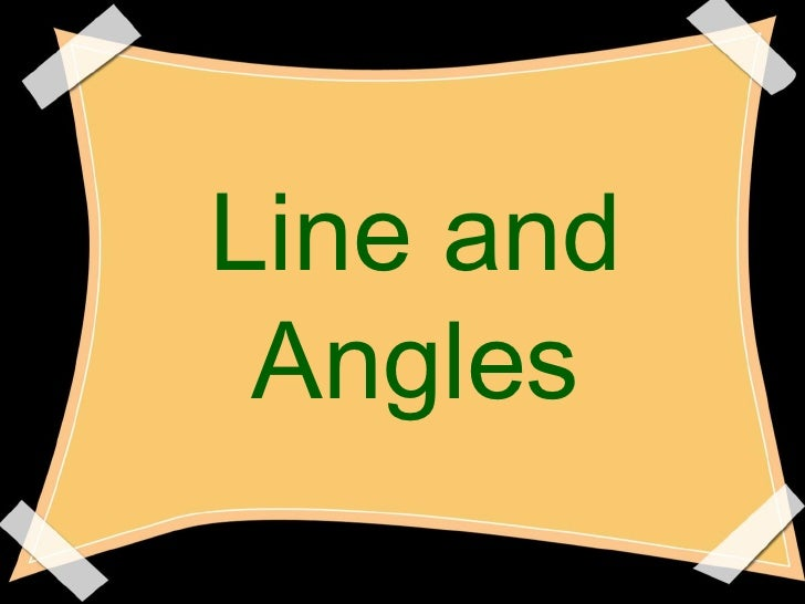 Line Art With Lines And Angles : Interactive activity for lines and angle
