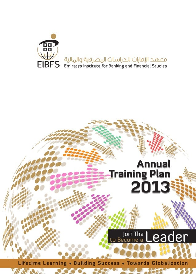 Annual                                           Training Plan                                                      2013  ...