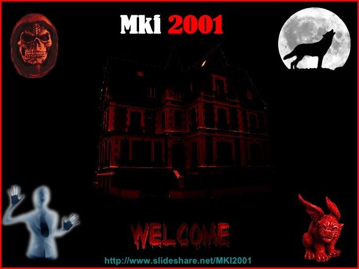 http://www.slideshare.net/MKI2001