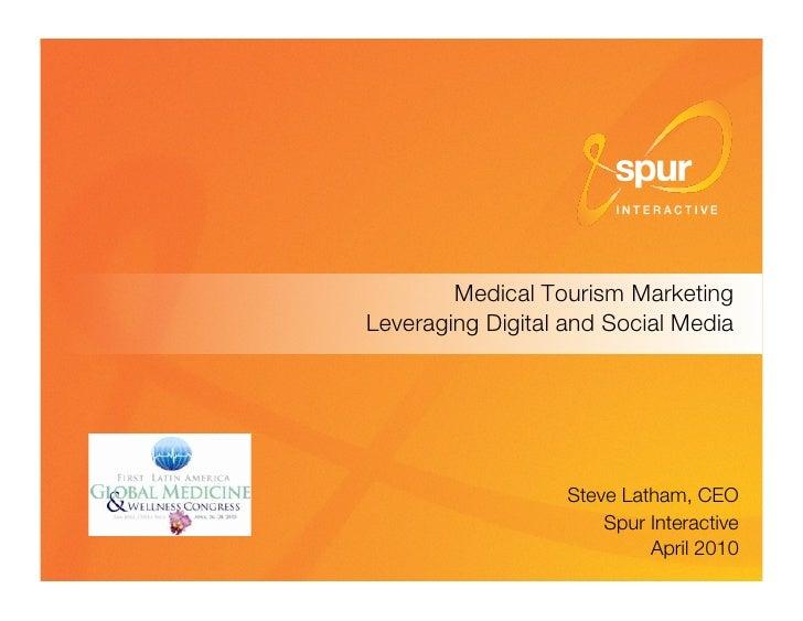 Interactive Marketing - Latin America Global Medical Congress