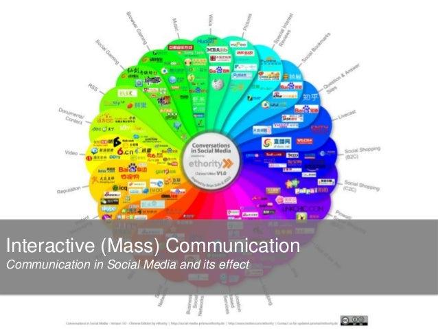 Interactive Masscommunication