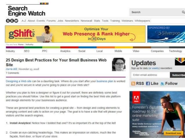 Interactive Marketing week 5 part 2 Ethan Chazin