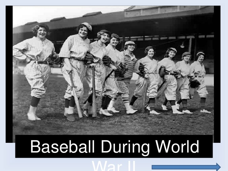 Baseball During World
