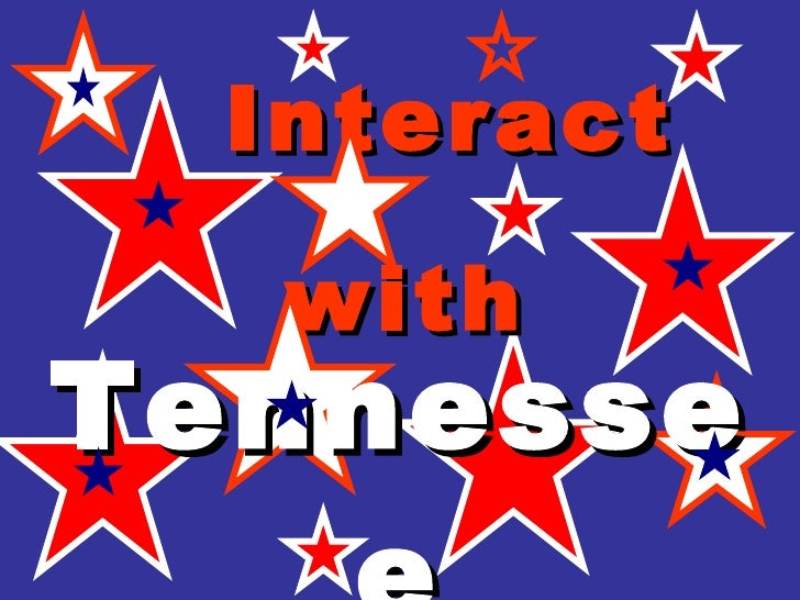 Tennessee Interact with