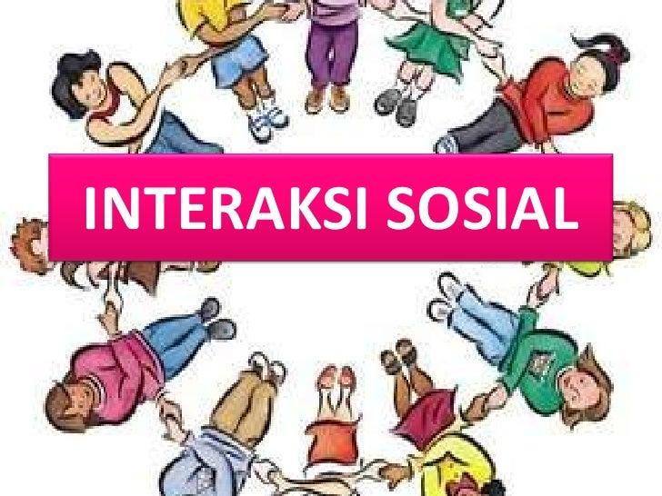 Interaksi Sosial dalam Kehidupan Sehari hari