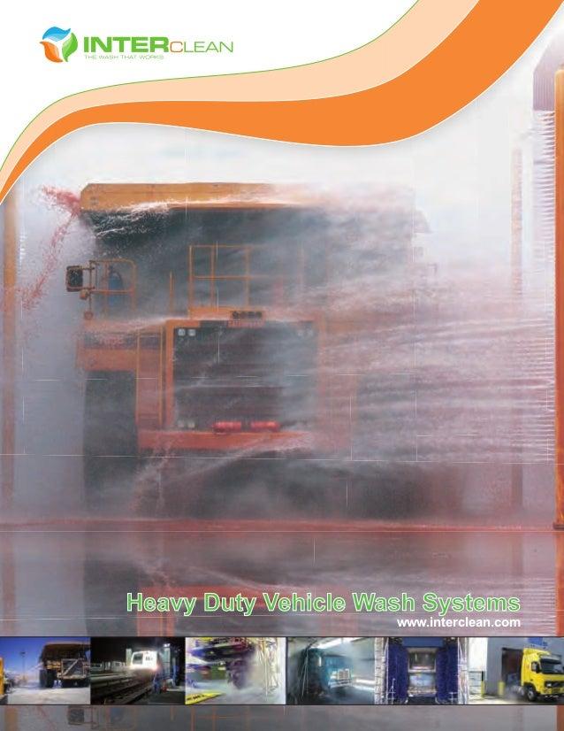 InterClean Retail Truck Wash