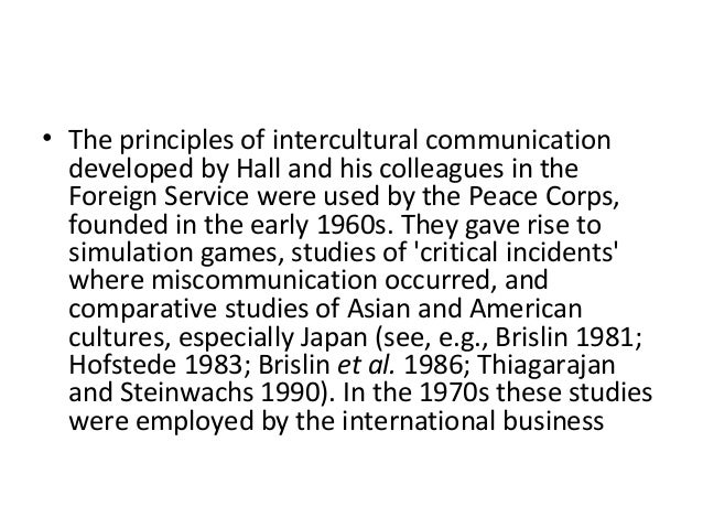 intercultural communication issues essay Cross cultural communication involves several potential barriers to  a diverse  workforce poses various communication challenges to an organisation.