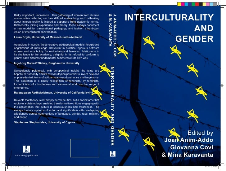 Interculturality and-gender (1)