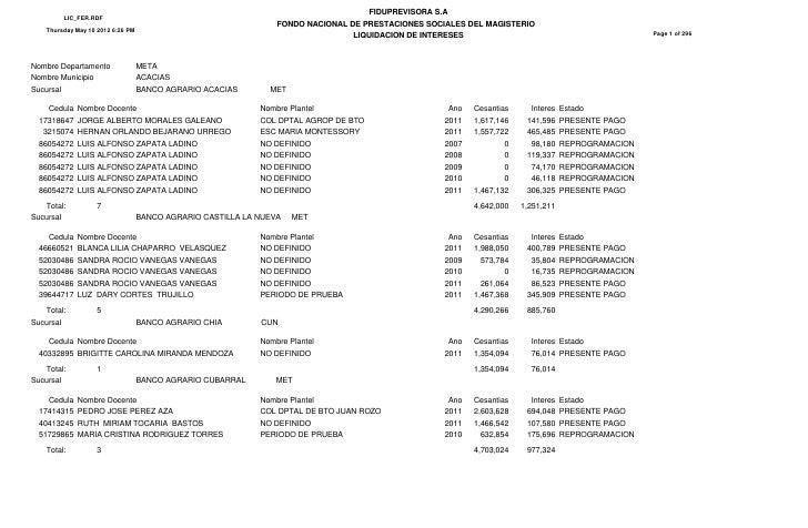 FIDUPREVISORA S.A           LIC_FER.RDF                                                                 FONDO NACIONAL DE ...