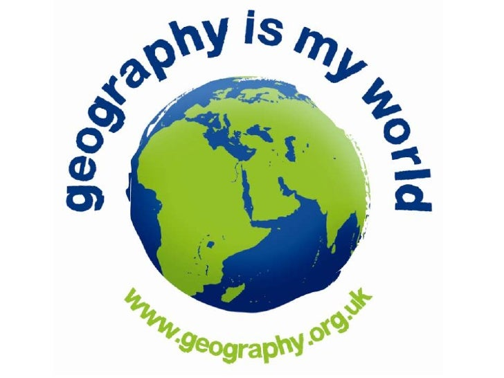 GeographyWriting the earth