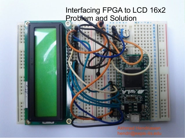 fpga tutorial Hdl tutorials hdl languages are nowadays the preferred way to create fpga  designs the most commonly used hdl languages are verilog and vhdl.