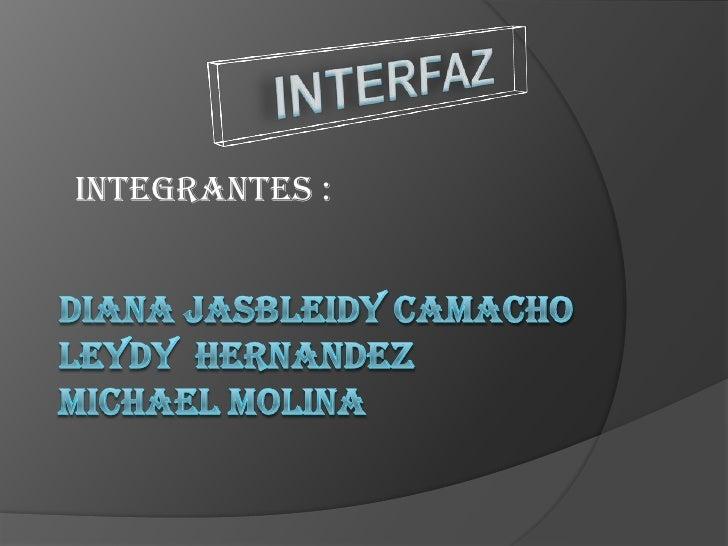 Interfaz terminada 2 1