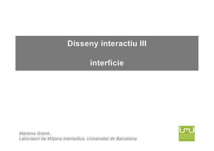 Interficie-resum