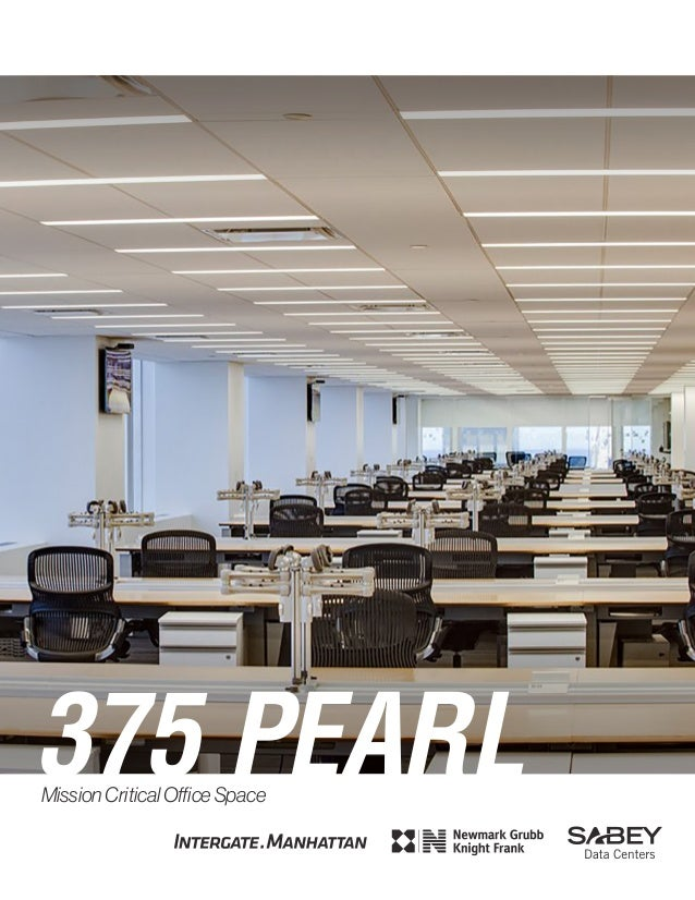 375 PEARLMission Critical Office Space