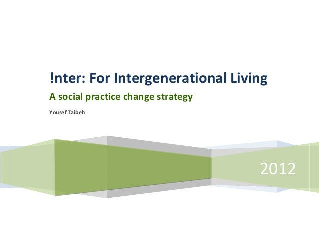 !nter: for Intergenerational living