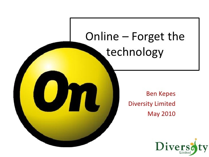 Business and Online Services - Ben Kepes