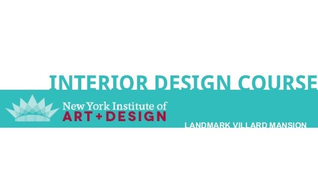 N Y School Of Interior Design Home Design